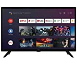 Hitachi 32HAE2250 Televisor 32'' LCD Direc Led HD Ready Smart TV 500Hz Hdmi USB Grabador y Reproductor Multimedia