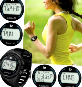 reloj cardio multisports leotec fit mm
